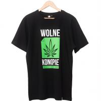 koszulka w gandzie