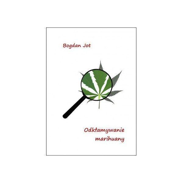 książka o marihuanie