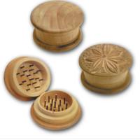 młynek drewniany grinder